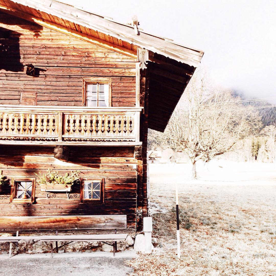Guten Morgen aus der schönen Steiermark
