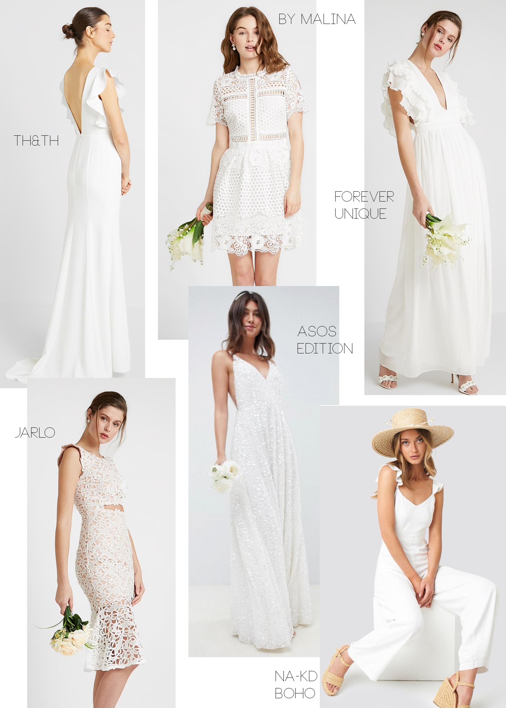 Wedding Dress On A Budget  Hochzeits-Outfits von €12 bis €12 Dekor